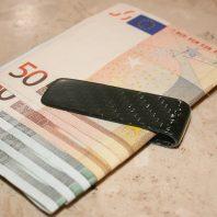 Carbon Geldklammer