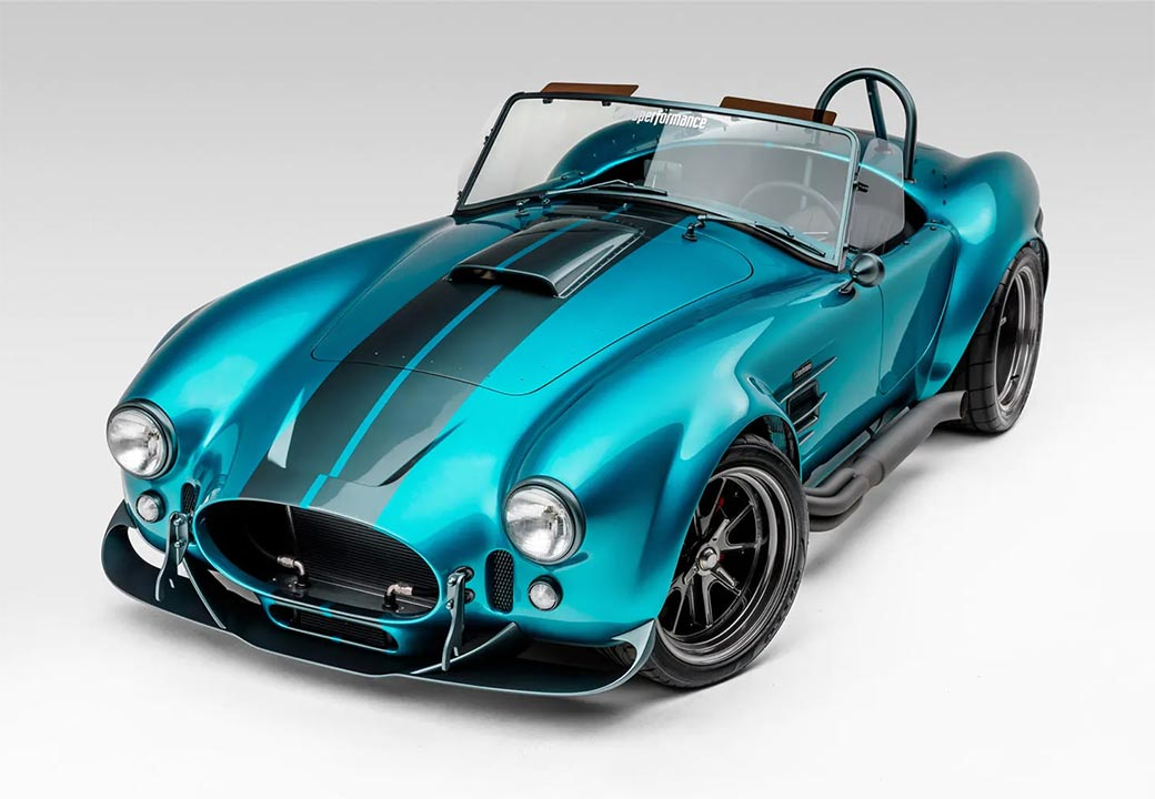 Neue Shelby Cobra